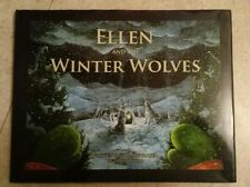 Ellen and the Winter Wolves by Jamin Still (2015, Picture Book)
