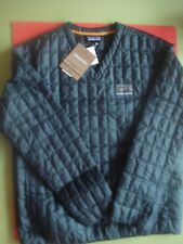PATAGONIA RECYCLED DOWN  PULLOVER EXCLUSIVE EDITION JACKET SOLD OUT LARGE NEW