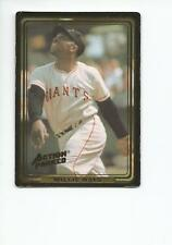 WILLIE MAYS 1992 Action Packed Baseball card #14 San Francisco Giants NR MT