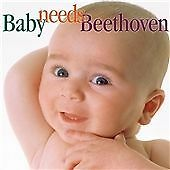 Baby Needs Beethoven [IMPORT], , Very Good