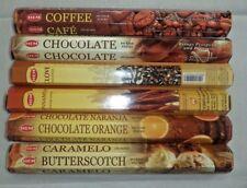 Hem Sweet Favorites Incense Scents 6 x 20 Stick = 120 Sticks Variety Pack