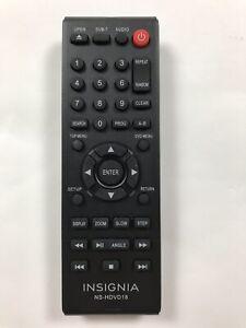 Insignia NS-HDVD18 Remote Control