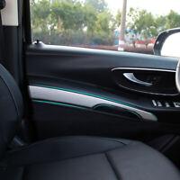 For Mercedes-Benz Vito 2014-2020 Matte Front Door Armrest Decoration Trim 2pcs