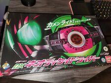 Kamen Rider ZI-O DX Neo decade driver Belt Masked bandai