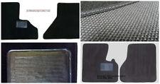 Mack Granite -2PC Black- Custom Fit Carpet Floor Mats 2001-2012
