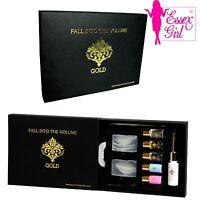 New Pro LVL Fall Into The volume Gold Lash Lifting kit -Lash Volume Lift (LVL) 2