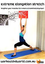 Yoga Stretching EXERCISE DVD - Barlates Body Blitz EXTREME ELONGATION STRETCH