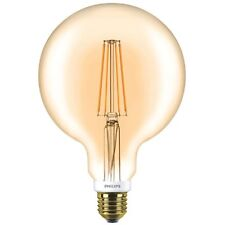 Philips 7 W G120 LED Classic Filament Ball Bulb Dimming Light 230V E27 E26 Warm