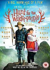 Hunt For The Wilderpeople (2017) Sam Neill, Rachel House NEW UK REGION 2 DVD