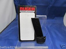 Ruger Factory Magazine Mag LC9 9mm 9 R Blued with Extension LC-9 LC9S clip 90404