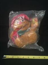 Vintage 1988 McDonalds Muppets Baby Fozzie Bear Christmas Stuffed Plush Muppet