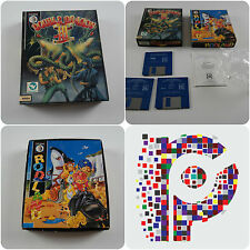 Rodland & Double Dragon III A Storm Twin Game SET for the Amiga tested & working