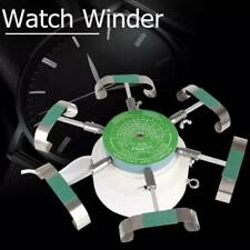 for 6 Watches Repair Tool - Us/Eu 1Pc Automatic Watch Winder Left Right Rotation