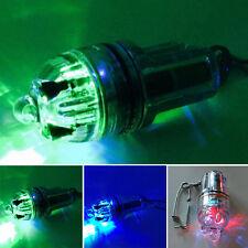800m Deep Drop lamp Underwater Fish Attracting Lure LED Fishing Flash Light Bait