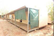 Transportable Donga Granny Flat 2 Bed 1 Bath 7.2 x 3.0 Accomodati
