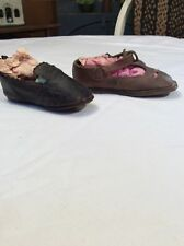 Antique Children's Shoes