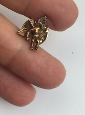 Vintage Angel GOLDTONE Tie Tac Pin Unique Present