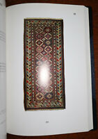 1974 Caucasian Rugs by Ulrich Schurmann First Edition Illustrated Weaving Carpet