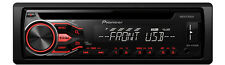 PIONEER DEH-X1810UB CAR CD/MP3 PLAYER USB IPOD IPHONE ANDROID CONTROLS MIXTRAX