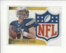 2014 Prestige NFL Shield #17 Philip Rivers Chargers