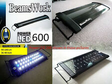 "Beamswork aquarium Power LED 600 light lamp 90-120cm 36""-48"" tank bright hang on"