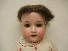 X-67298 vieja, el 370 porcelana cabeza muñeca l:ca.57cm