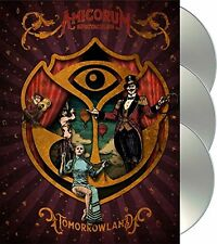 "Various Artists ""tomorrowland - amicorum spectaculum"" 3CD-Set NEU 2017"
