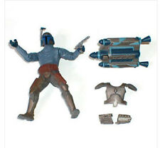 Star Wars Jango Fett figure w / amovible armures armes & sound fx