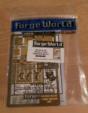 Forge World Brass Etched Renegade Militia New