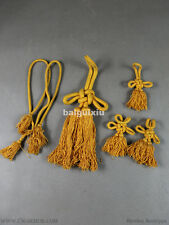 【japanese samurai ARMRO Decorative rope】yoroi  MASK MENPO ARMOR KABUTO