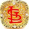 2016 Cardinals-m  Baseball MLB World Series 18k Gold Plated Championship Ring