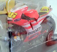 Altaya 1/18 FFR29B - Ducati Desmosedici GP11 #46 Valentino Rossi W.Champion 2011
