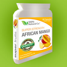 African Mango Ultra-6000 - 30 Day Course, 6000mg, Vegetarian Friendly