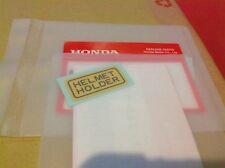 HONDA HELMET HOLDER DECAL EMBLEM  CD175 CB175 CB200 CB250 CB400 CB750 CB500 C50