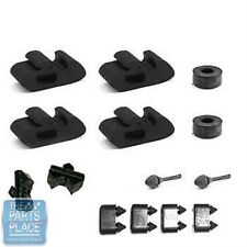 1968-72 Chevrolet El Camino Rubber Bumper Stopper Kit