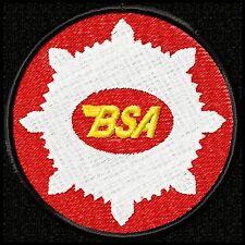 BSA  EMBROIDERED BIKER PATCH