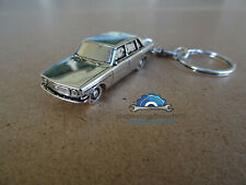 VOLVO 140 144  KEYCHAIN SILVER PLATED GIFT.