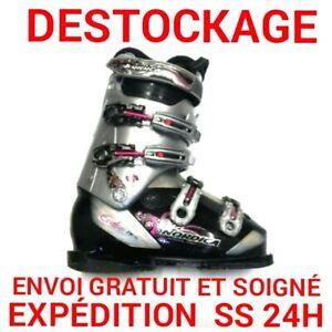 """chaussure de ski adulte NORDICA """"CRUISE"""" tailles:36 au 39 IDÉAL PETIT BUDGET"""