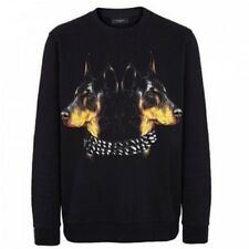 Authentic Givenchy Doberman Printed Sweatshirt