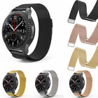Samsung Gear S3 Classic/Frontier Watch Bands Stainless Steel Strap Bracelet 22mm