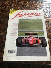 Ferrari World Magazine, rare, number 18 uk