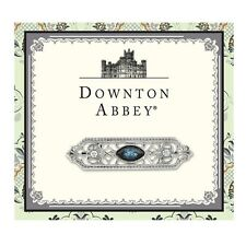Downton Abbey Collection Blue Stone Filigree Bar Brooch 17565 Free Shipping