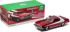 Starsky and Hutch RED CHROME 1976 Ford Gran Torino (TV Series 1975-79)