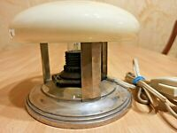 Soviet rarest small table lamp. Original. USSR