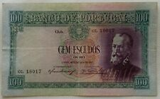 More details for portugal banknote: 100 escudos, 1947