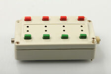 Märklin H0 7271 Panel con Retroalimentación Test Vale pero Defectos Suciedad /