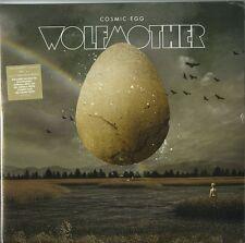 WOLFMOTHER COSMIC EGG DOPPIO VINILE LP 180 GRAMMI NUOVO SIGILLATO