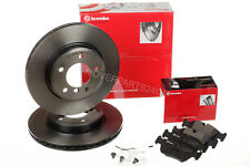 BREMBO BREMSEN SET HINTEN AUDI A3 SKODA OCTAVIA VW CADDY GOLF V GOLF VI PLUS
