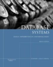 Database Systems : Design, Implementation, and Management by Carlos Coronel Rob