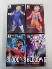Dragon Ball Z figure Blood of Saiyans 4 set complete Banpresto Japan F/S